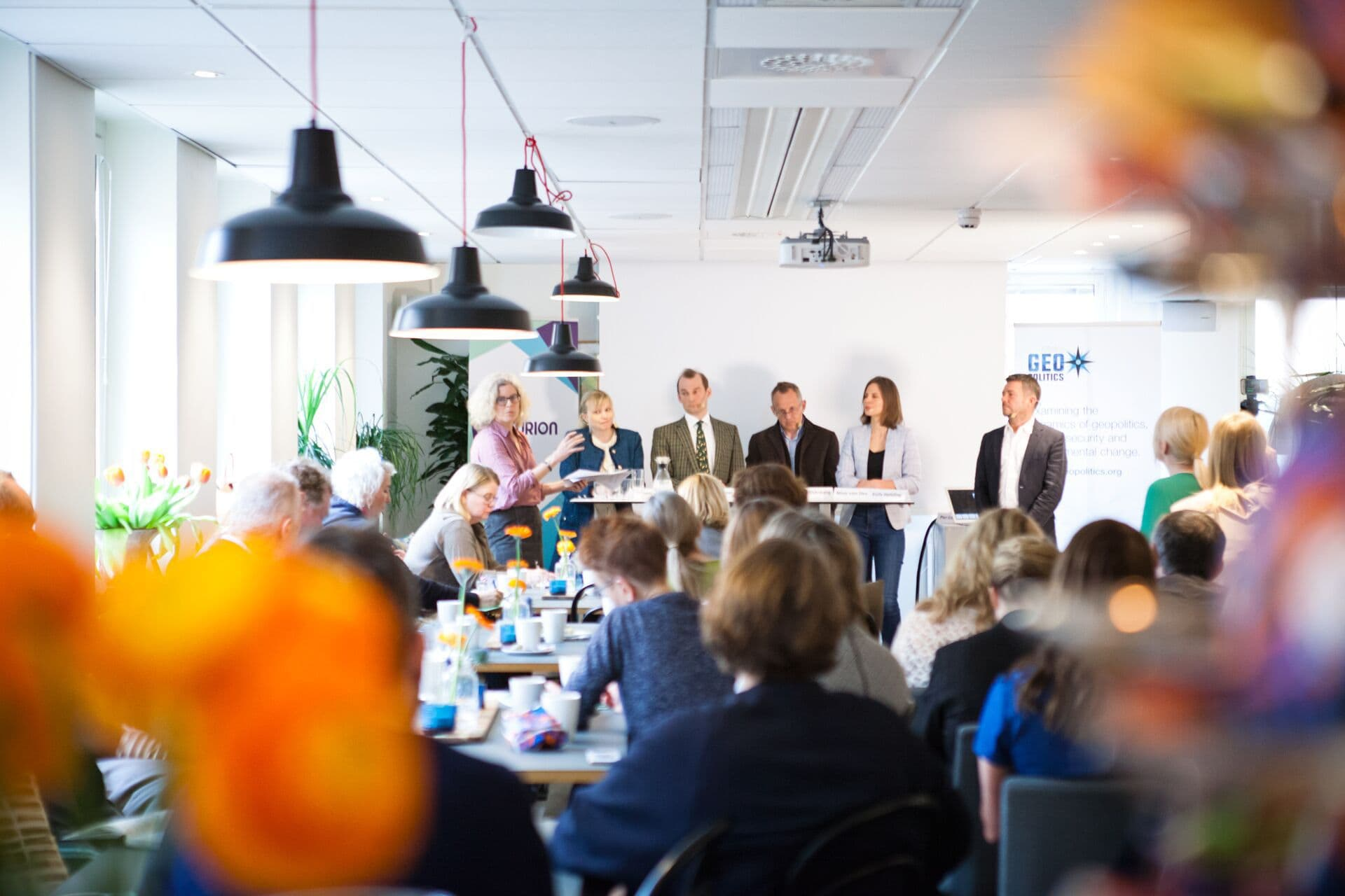 Breakfast seminar review: How is work and growth in Sweden affected by a geopolitically uncertain world