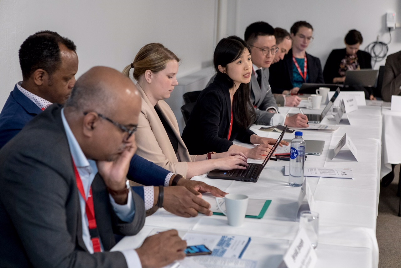 China's rising role in sustainable development and peacebuilding contexts