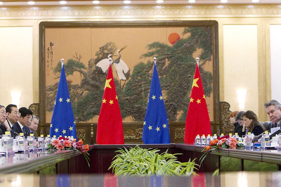 Can the EU and China save the Paris Agreement in 2020?